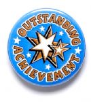 Outstanding Achievement School Badge